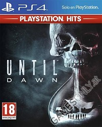 Until Dawn [uncut Edition] Playstation Hits (PS4)