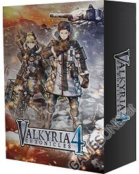Valkyria Chronicles 4 Memoires from Battle [Premium Edition] (PS4)