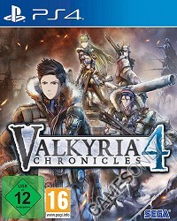 Valkyria Chronicles 4 [Launch Edition] (PS4)