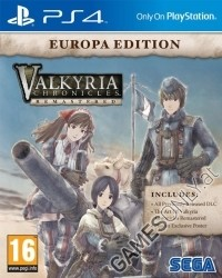 Valkyria Chronicles Remastered [Europa Edition] (PS4)
