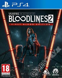 Vampire: The Masquerade Bloodlines 2 [First Blood uncut Edition] inkl. Preorder DLC (PS4)