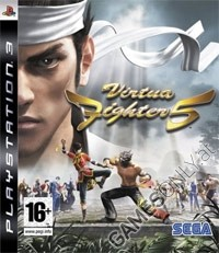 Virtua Fighter 5 essentials (PS3)