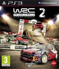 WRC World Rally Championship 2 (PS3)