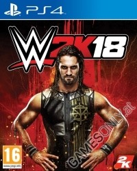 WWE 2K18 AT Edition (PS4)