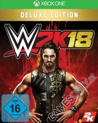 WWE 2K18 [Deluxe Early Access AT Edition] (Xbox One)