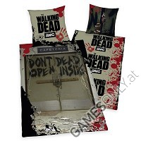 Walking Dead Bettwäsche Dont Open Dead Inside (Merchandise)