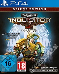 Warhammer 40.000: Inquisitor - Martyr [Deluxe Edition] (PS4)