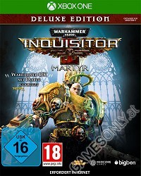 Warhammer 40.000: Inquisitor - Martyr [Deluxe Edition] (Xbox One)