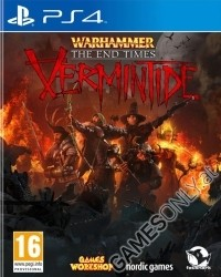 Warhammer: End Times Vermintide [uncut Edition] inkl. 6 DLCs (PS4)