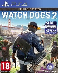 Watch Dogs 2 [Deluxe uncut Edition] (PS4)