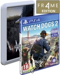 Watch Dogs 2 [FR4ME uncut Edition] (PS4)