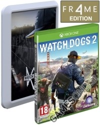 Watch Dogs 2 [FR4ME AT uncut Edition] inkl. Bonusmission (Xbox One)