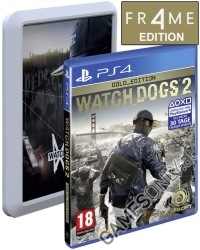 Watch Dogs 2 [FR4ME Gold AT uncut Edition] inkl. Bonusmission (PS4)