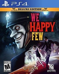 We Happy Few [Deluxe uncut Edition] (PS4)