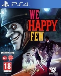 We Happy Few [uncut Edition] (PS4)