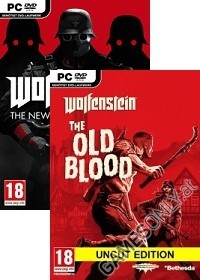 Wolfenstein: die komplette Operation - The New Order [uncut] + Old Blood [uncut] + Nazi Zombie Mode (PC)