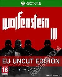 Wolfenstein III [EU uncut Edition] (Xbox One)