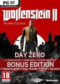 Wolfenstein II: The New Colossus Special Edition  [EU uncut + Symbolik] (PC)