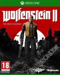 Wolfenstein II: The New Colossus Standard Edition [EU uncut] (Xbox One)