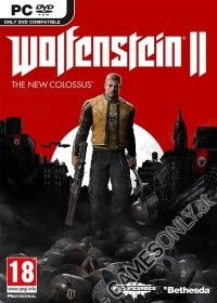 Wolfenstein II: The New Colossus Standard Edition [EU uncut] (PC)