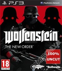 Wolfenstein: The New Order [Symbolik EU uncut Edition] (PS3)