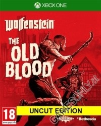 Wolfenstein: The Old Blood [EU uncut Edition] + Nazi Zombie Mode (Xbox One)