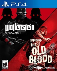 Wolfenstein: The Two-Pack [uncut Edition] (PS4)