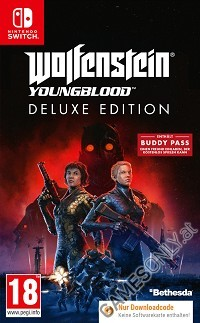Wolfenstein: Youngblood [AT Deluxe Edition] (Nintendo Switch)