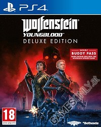 Wolfenstein: Youngblood [AT Legacy Deluxe Edition] (PS4)