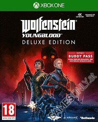 Wolfenstein: Youngblood [AT Legacy Deluxe Edition] - CUT (Xbox One)