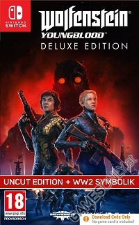 Wolfenstein: Youngblood [EU Deluxe uncut Edition] (Nintendo Switch)