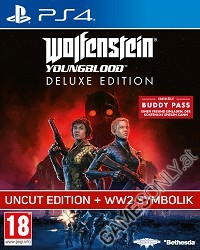 Wolfenstein: Youngblood [EU Deluxe uncut Edition] (PS4)