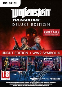 Wolfenstein: Youngblood [EU Legacy Deluxe uncut Edition] + 10 DLCs (PC)