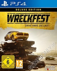 Wreckfest [Deluxe Edition] (PS4)