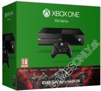 Xbox One Konsole + Gears of War Ultimate uncut (Xbox One)