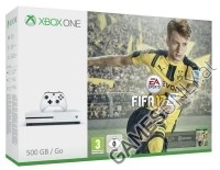 Xbox One S Konsole 500GB FIFA 17 Bundle (Xbox One)