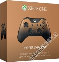 Xbox One Special Edition Copper Shadow Wireless Controller (Xbox One)