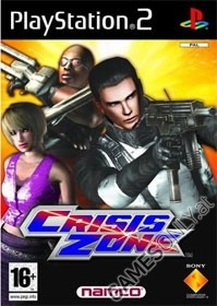 Time Crisis  (Crisis Zone) (PS2)