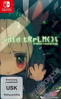void tRrLM //Void Terrarium [Limited Edition] (Nintendo Switch)