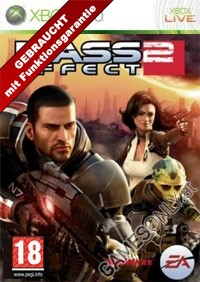 Mass Effect 2 [PEGI 18 uncut Edition] (Xbox360)