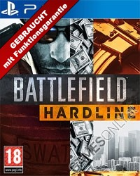 Battlefield Hardline [uncut Edition] (PS4)