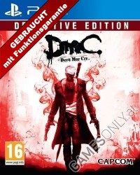 DmC Devil May Cry [Definitive Bonus uncut Edition] (PS4)