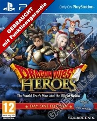 Dragon Quest Heroes Day One Edition (PS4)