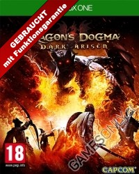Dragons Dogma: Dark Arisen [HD uncut Edition] (Xbox One)