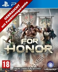 For Honor [uncut Edition] (PS4)