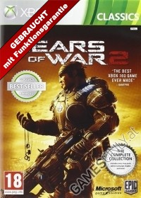 Gears Of War 2 [uncut Edition] (Xbox360)