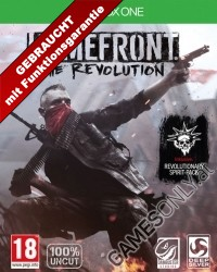 Homefront: The Revolution [uncut Edition] (Xbox One)