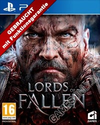 Lords of the Fallen [uncut Edition] (PS4)