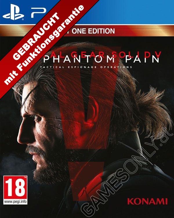 Metal Gear Solid 5: The Phantom Pain PEGI Bestellen