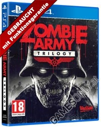 Sniper Elite: Nazi Zombie Army Trilogy [Kill Hitler uncut Edition] (PS4)
